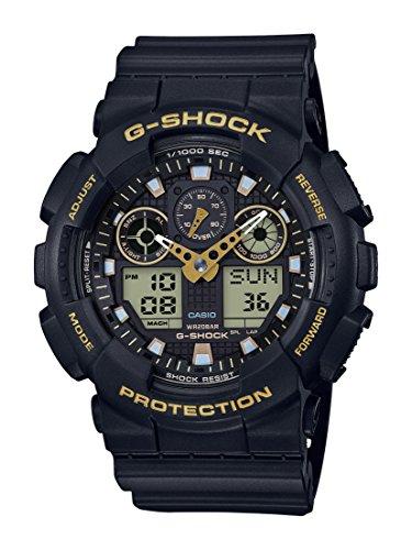 Casio G-Shock Orologio Analogico mod.GA-100GBX-1A9ER
