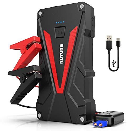 BuTure Avviatore Batteria Auto, 800A 12800mAh