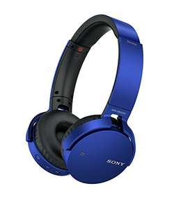 Sony MDR-XB650BT Cuffie Chiuse Wireless