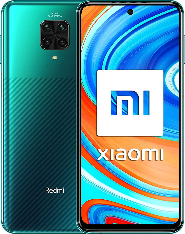 "Xiaomi Redmi Note 9 Pro Smartphone - 6.67"" DotDisplay 6GB 64GB 64MP AI Quad Camera 5020mAh"
