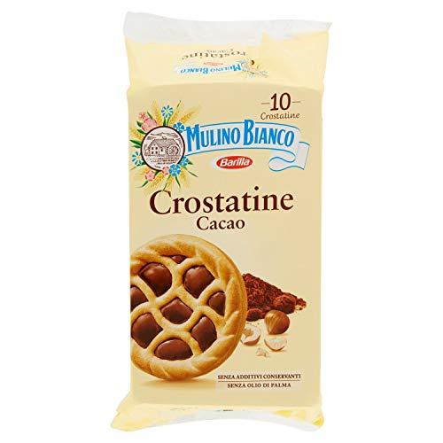 Mulino Bianco Crostatine con Crema al Cacao e Nocciole