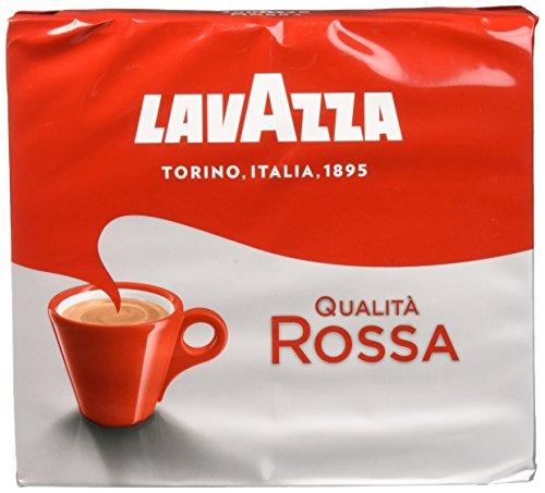 Lavazza Caffè Macinato Qualità Rossa PACK 500 gr
