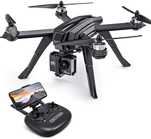 Potensic Drone Brushless GPS WiFi 5G con VideoCamera 2K 130° Grandangolare