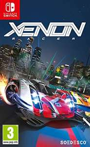 Xenon Racer Nintendo Switch 2.9€