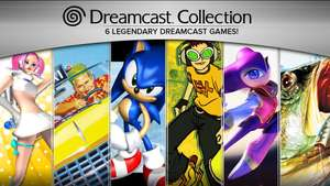Dreamcast Collection - Sega Games (Key Steam)