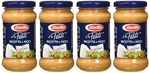 4x190gr Barilla Pesto Alla Siciliana