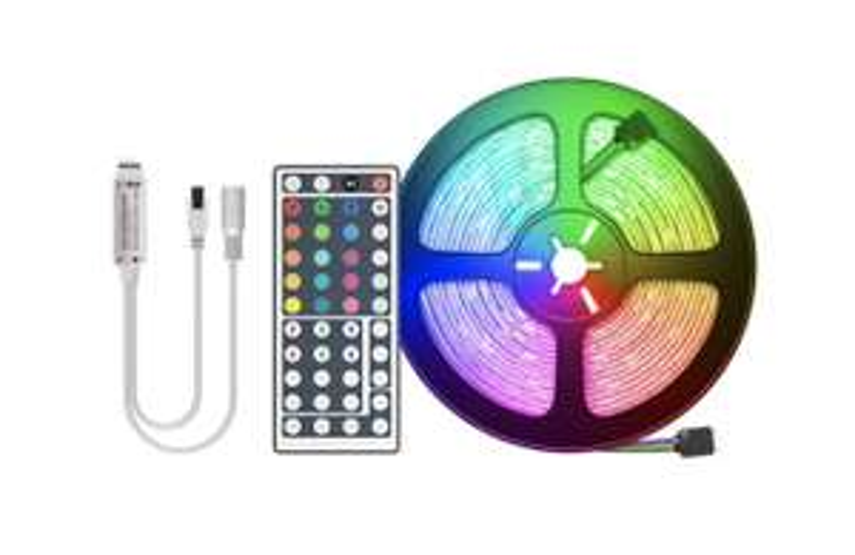 Striscia LED 5metri RGB con telecomando