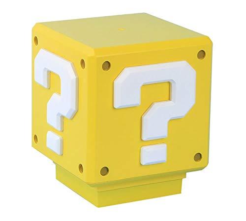 Lampada da Tavolo - Super Mario Question Block