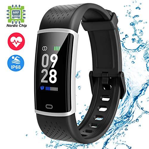 Jogfit Smartwatch Orologio Fitness Tracker Donna Uomo