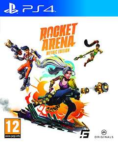 PC, Xbox e PS4: Rocket Arena - Mythic Edition