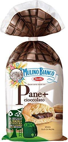 Mulino Bianco - Pane + Cioccolato al Latte