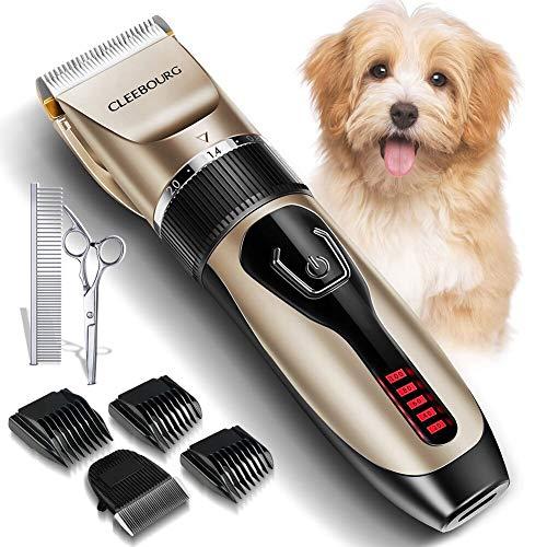 Tosatrice elettrica per cani e gatti