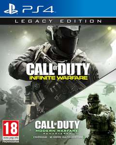 Infinite Warfare Legacy Edition 4.9€