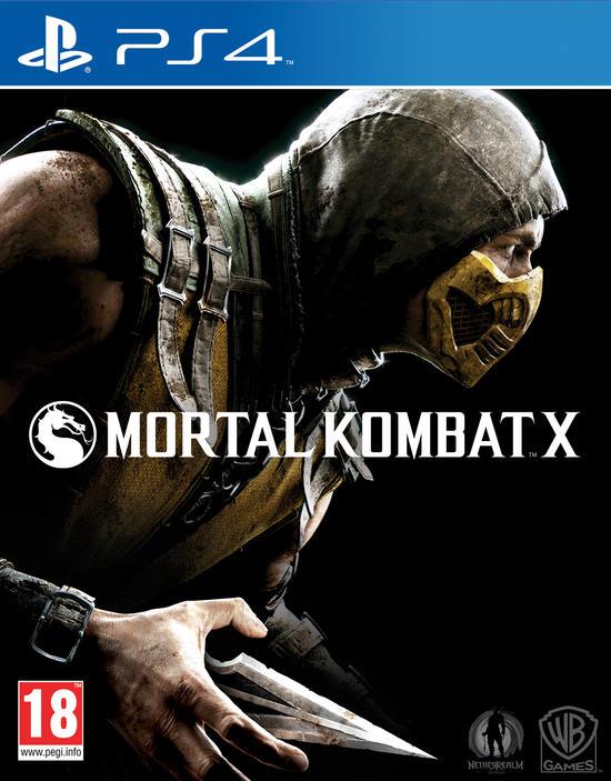 Mortal Kombat X - Playstation Store