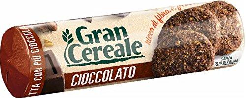 Biscotti Gran Cereale al cioccolato 230 grammi