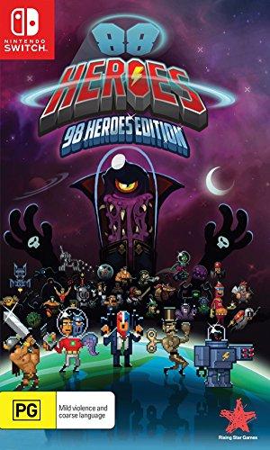 88 Heroes - Nintendo Switch