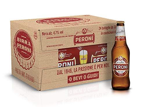 24x33 cl Birra Peroni