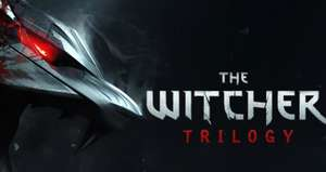 The Witcher Trilogy 11.8€