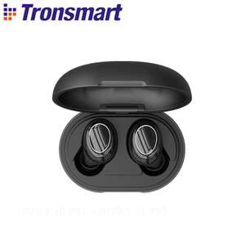 Auricolari Bluetooth Tronsmart Onyx Neo Qualcomm Spedizione da Europa