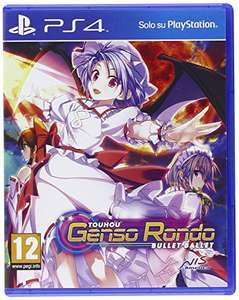 Touhou Genso Rondo: Bullet Ballet - PS4