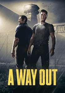 A Way Out - Playstation Store