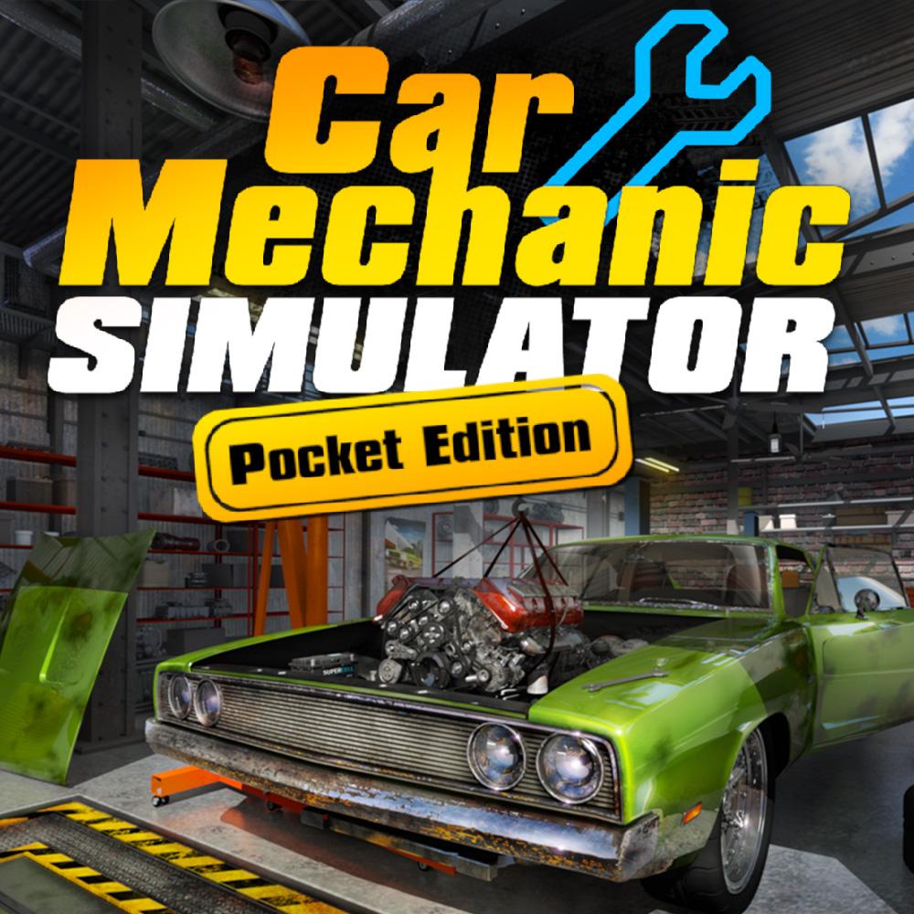 Car Mechanic Simulator Pocket Edition - Nintendo eShop
