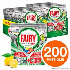 200 Pastiglie al Limone Fairy Platinum