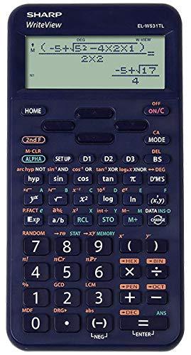 Calcolatrice scientifica Sharp El-W531TL BL