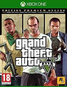GTA V Edition Premium - XBOX One
