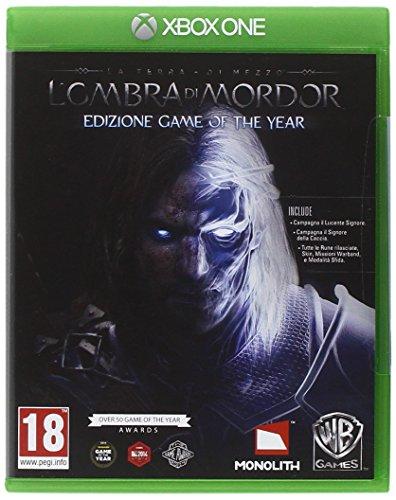 La Terra Di Mezzo: L'Ombra di Mordor - Game Of The Year Edition - Xbox One