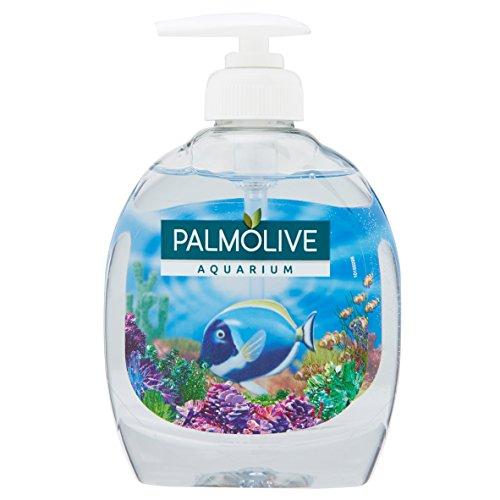 Palmolive Sapone Liquido Aquarium - Pacco da 12 x 300 ml