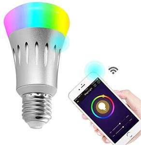 Lampadina LED WIFI 4.4€