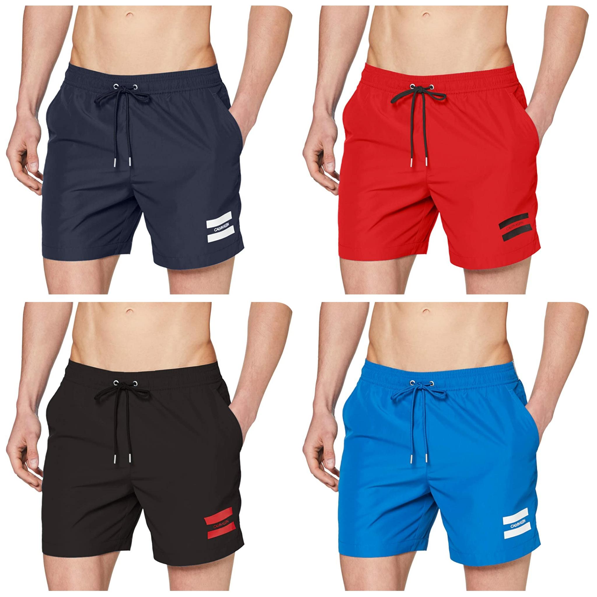 Calvin Klein Pantaloncini Swimwear Uomo (Diverse taglie e colori disponibili)