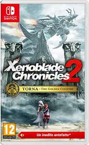 Xenoblade Chronicles 2: Torna ~ The Golden Country Edition - Nintendo Switch