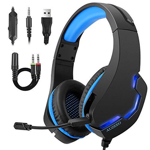 Cuffie Gaming con Microfono PS4/Xbox One/ Nintendo/ PC