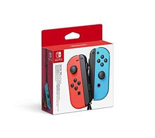 Nintendo Switch Controller Set da 2 Joystick, Rosso e Blu - Amazon UK