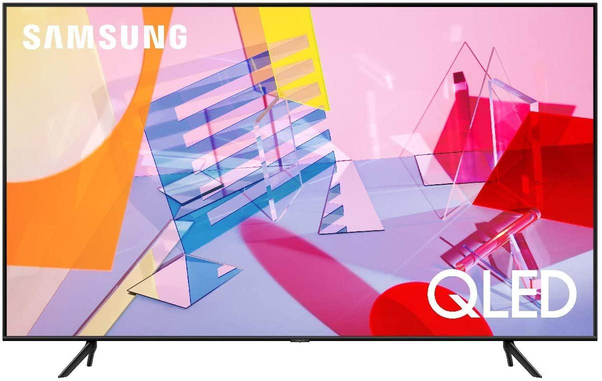 """Samsung TV Q60 2020 55"""" 4K QE55Q60TAUXZT"""