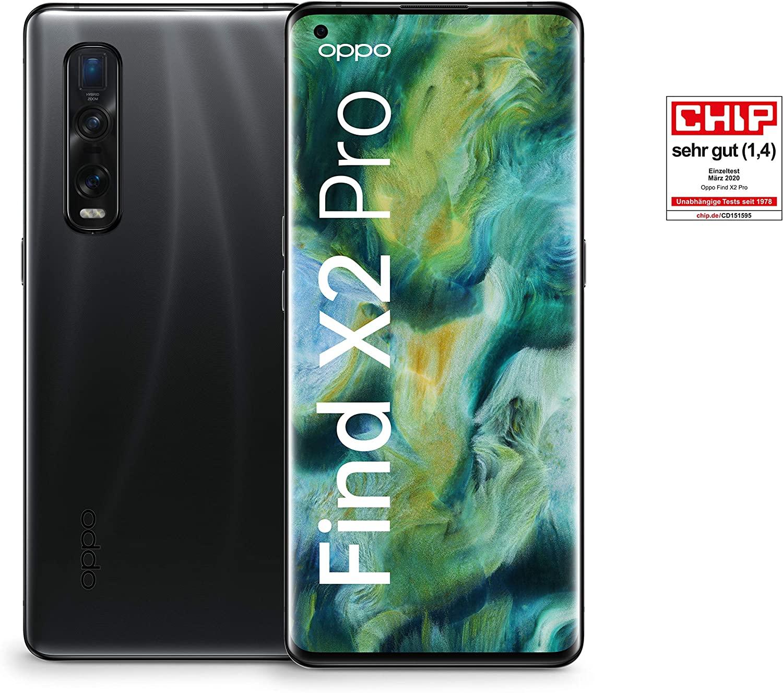 Oppo Find X2 Pro Nero 5G 12 gb 512 gb