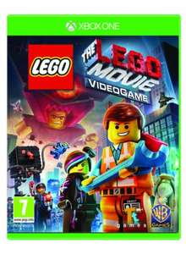 Xbox: The LEGO Movie Videogame