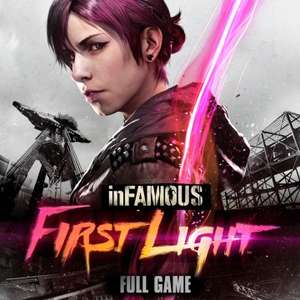 inFAMOUS First Light - Playstation Store