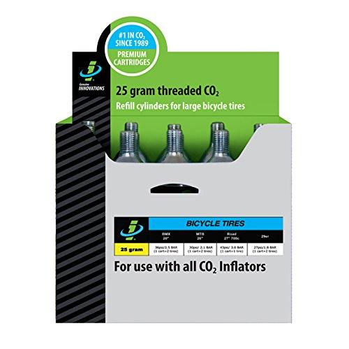 Probabile errore: 15 bombole CO2