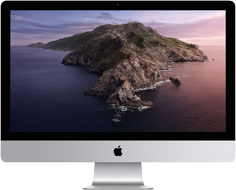 """Apple iMac (27"""" con displayRetina5K, Processore Intel Core i5 6-core di nona generazione a 3,7GHz, 2TB, Modello Precedente)"""