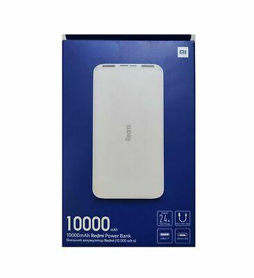 XIAOMI POWERBANK 10000 mAH RICARICA RAPIDA 2 PORTE USB-A 1X USB-C 1X MICRO-USB