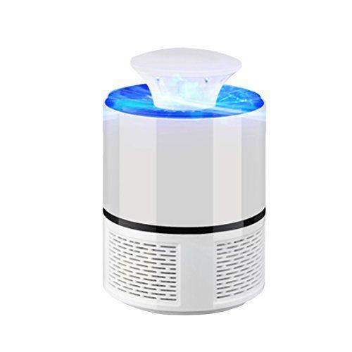 Lampada LED a forma di zanzariera, per interni, trappola per zanzare,