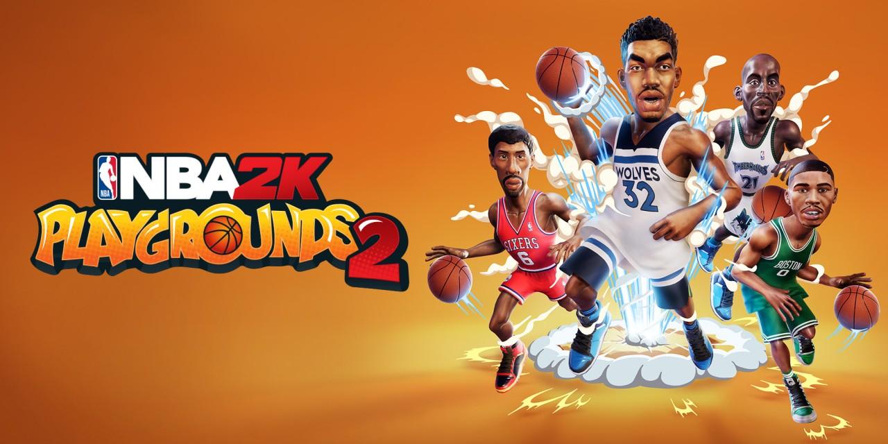 NBA 2K Playgrounds 2 - Nintendo eShop