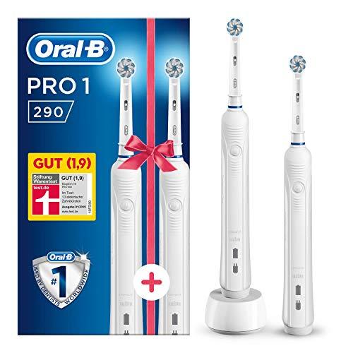 2 Spazzolini elettrici Oral-B PRO 1 290