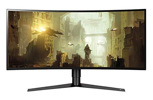 """LG 34GK950F-B UltraGear Monitor Gaming 21:9 Curvo, 34"""" Quad HD"""