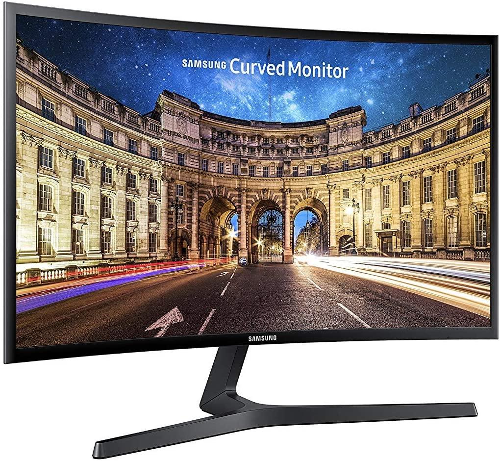 """Monitor 27"""" Samsung Curvo 129€"""