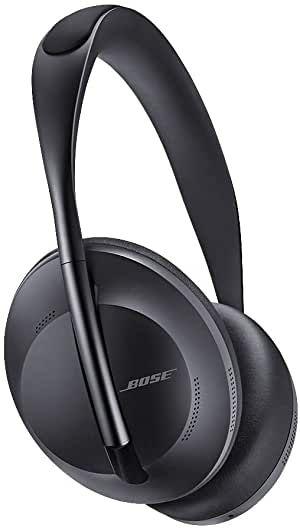 Bose Noise Cancelling Headphones 700, Nero (Black), con Alexa integrata