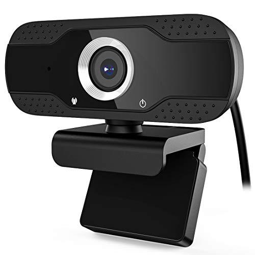 Hikkogo - Webcam per PC con Microfono FULL HD